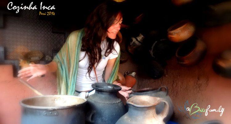 Alquimia - Cozinha Inca