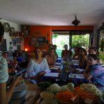 Um dos Workshops da aBiofamily