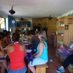 O ambiente descontraído nos Workshops aBiofamily
