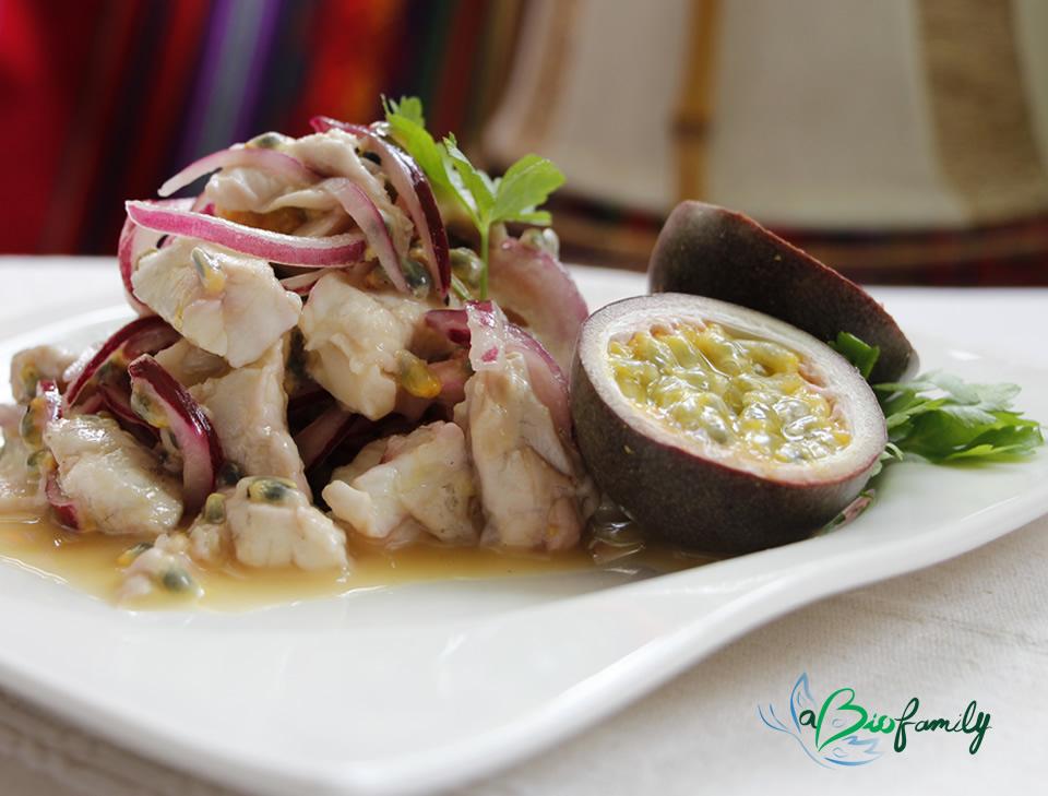 Ceviche Pré-Inca  - by Daniela Ricardo